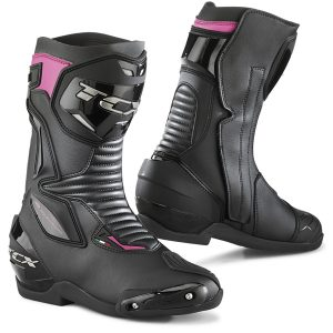 TCX SP MASTER LADY BOOTS WATERPROOF BLACK PINK
