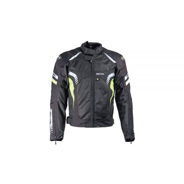 1459337027-03971700.jpg-Airforce Jacket Black/Fluo