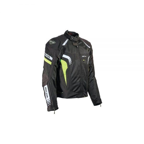 1459337028-51103300.jpg-Airforce Jacket Black/Fluo