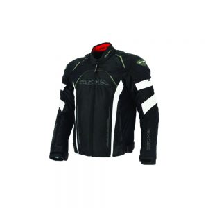 Falcon Jacket Black/White