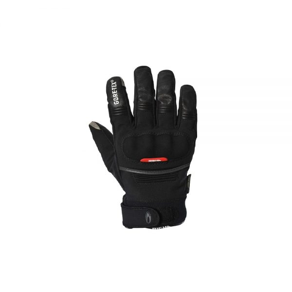 1459337238-03598600.jpg-RICHA CITY GORETEX GTX GLOVES BLACK