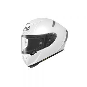 Shoei X-Spirit 3 Plain White