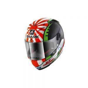 RACE-R PRO ZARCO 2017 – Black/Red/Green