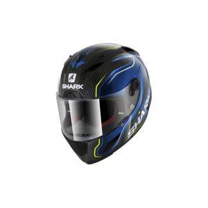 RACE-R PRO CARBON GUINTOLI – Black/Blue/Yellow