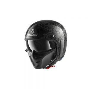 S-DRAK FREESTYLE CUP – Carbon/Grey