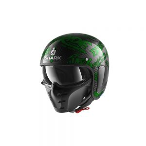 S-DRAK FREESTYLE CUP – Carbon/Green