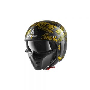 S-DRAK FREESTYLE CUP – Carbon/Gold