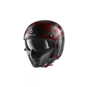 S-DRAK FREESTYLE CUP – Carbon/Red