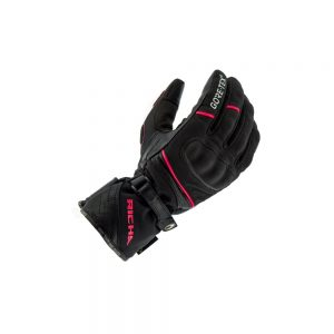 RICHA LADIES DIANA GORETEX GTX GLOVE BLACK/PINK