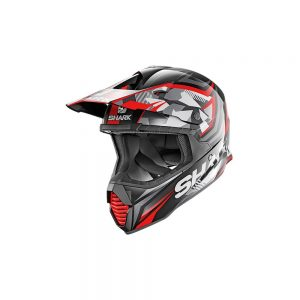 VARIAL TIXIER  – BLACK/ANTHRACITE/RED