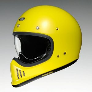 Shoei Ex-Zero Yellow