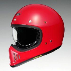 Shoei Ex-Zero Red
