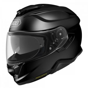 SHOEI GT AIR 2 PLAIN BLACK