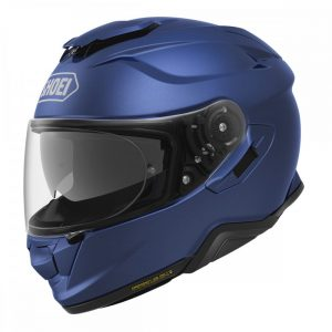 SHOEI GT AIR 2 PLAIN MATT BLUE