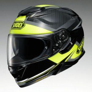 Shoei GT Air 2 Affair TC3 Yellow