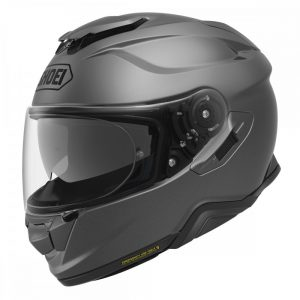 SHOEI GT AIR 2 PLAIN MATT DEEP GREY