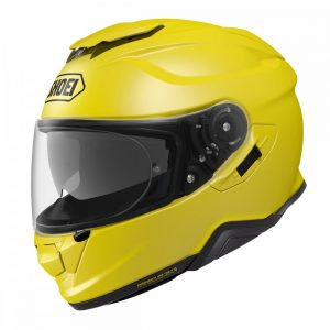 SHOEI GT AIR 2 PLAIN BRILLIANT YELLOW