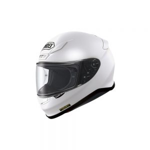 Shoei NXR Plain White