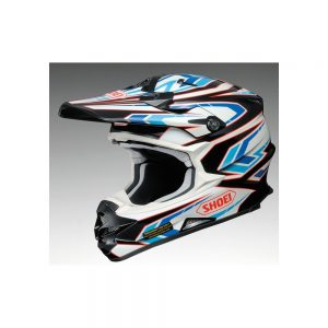 Shoei VFX-W Blockpass TC2 Blue