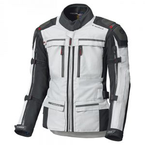 Atacama Top Touring Jacket – Grey/Red