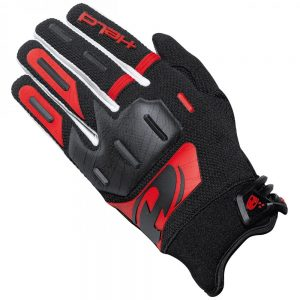 HARDTACK – BLACK/RED