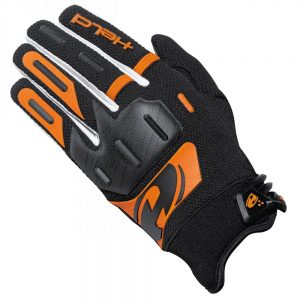 HARDTACK – BLACK/ORANGE