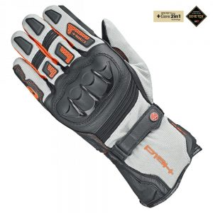 SAMBIA 2IN1 – GREY/ORANGE