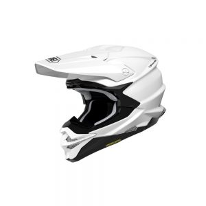 Shoei VFX-WR Plain White