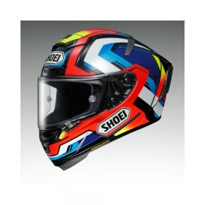 Shoei X-Spirit 3 Brink TC1 Red