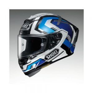 Shoei X-Spirit 3 Brink TC2 Blue