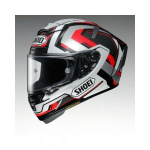 Shoei X-Spirit 3 Brink TC5 Silver