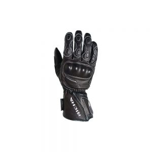 RICHA WATERPROOF RACING BLACK SUMMER GLOVE