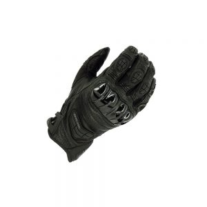 RICHA STEALTH BLACK SUMMER GLOVE