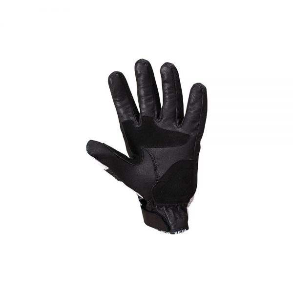 1553254989-29417900.jpg-RICHA ROCK GLOVE BLACK/WHITE SUMMER GLOVE