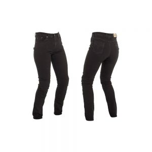 NORA SLIM LADIES JEAN – BLACK