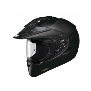 Shoei Hornet ADV Plain Black