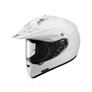 Shoei Hornet ADV Plain White