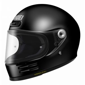 SHOEI GLAMSTER GLOSS BLACK