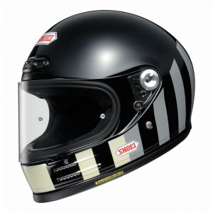 SHOEI GLAMSTER RESURRECTION TC5 BLACK/GREY