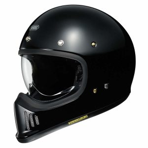 SHOEI EX ZERO GLOSS BLACK