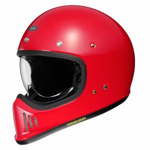 SHOEI EX ZERO RED