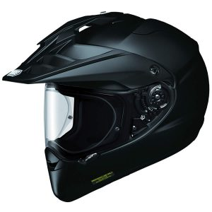 SHOEI HORNET ADV PLAIN GLOSS BLACK