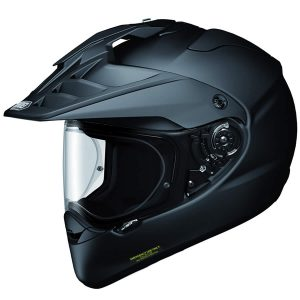 SHOEI HORNET ADV PLAIN MATT BLACK