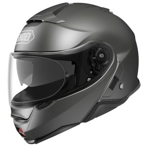 SHOEI NEOTEC 2 PLAIN ANTHRACITE