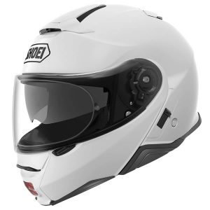 SHOEI NEOTEC 2 PLAIN WHITE EX-DISPLAY SIZE XS