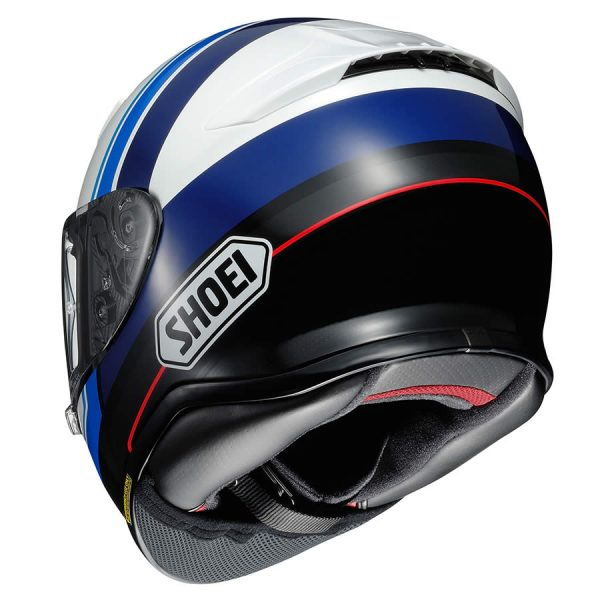 NXR-PHILOSOPHER_TC-2rear-SHOEI NXR PHILOSOPHER TC2