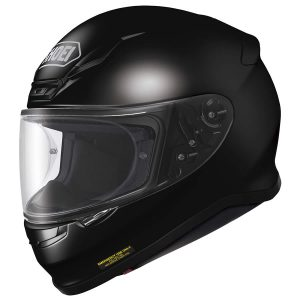 SHOEI NXR PLAIN GLOSS BLACK