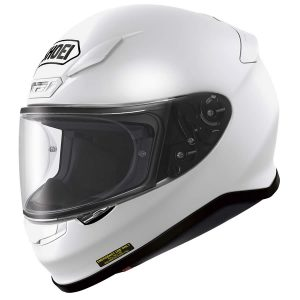 SHOEI NXR PLAIN GLOSS WHITE