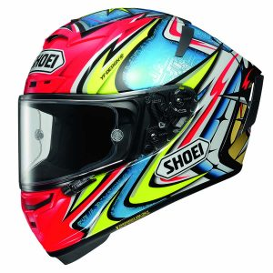 SHOEI X-SPIRIT 3 DAIJIRO TC1 SPECIAL