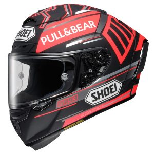 SHOEI X-SPIRIT 3 MARQUEZ 5 TC1 BLACK CONCEPT SIZE MEDIUM 57-58cm